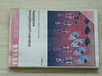 Tesla Rožnov - Diskrétní polovodičové součástky - Vícevrstvé spínací součástky (1997)