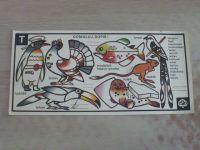 Československá státní loterie dětem - T - Tygr (nedatováno)