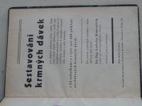 Kameníček - Sestavování krmných dávek pro domácí zvířectvo (1937)