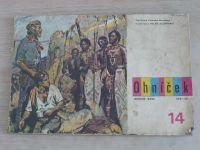 Ohníček 14 (1973) ročník XXIII.