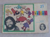 Ohníček 21 (1973) ročník XXIII.
