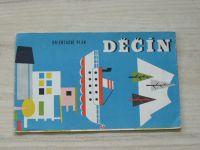 Orientační plán - 1 : 10 000 - Děčín (1974)