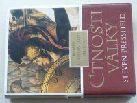 Pressfield - Ctnosti války - Román o Alexandrovi Velikém (2005)
