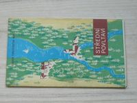 Soubor turistických map 1 : 100 000 - Střední Povltaví (1966)
