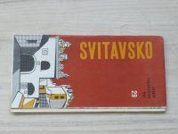 Soubor turistických map 29 - 1 : 100 000 - Svitavsko (1970)