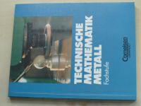 Technische Mathematik Metall - Fachstufe (1991)
