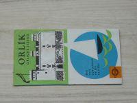 Zvíkov / Orlické jezero - Pro Vaši dovolenou výlety - zájezdy (nedatováno)
