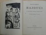Istrati - Hajduci (1927) Z vyprávění Adriana Zograffiho