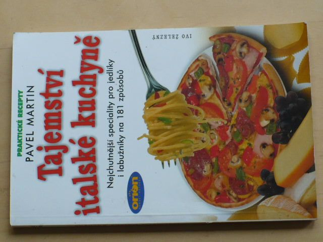 Martin - Tajemství italské kuchyně (2000)