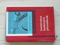 Báša a kol. - Konstrukce šnekových převodovek (1964)