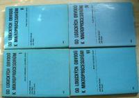 Bernard, Hugon, Le Corvec - Od logických obvodů k mikroprocesorům I. II. III. IV. (1984) 4 knihy
