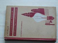 Hořejš - Prodavač novin světovým vynálezcem (Hokr 1939) Román o Edisonovi