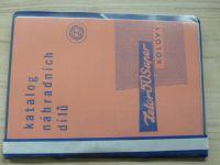 Katalog náhradních dílů Zetor 50 Super kolový (reprint)