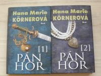 Körnerová - Pán hor 1,2 (2009) 2 knihy