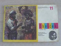 Ohníček 11 (1974) ročník XXIV.