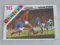 Ohníček 16 (1976) ročník XXVI.