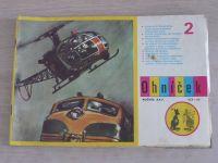 Ohníček 2 (1974) ročník XXV.