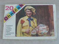Ohníček 20 (1976) ročník XXVI.