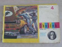 Ohníček 4 (1973) ročník XXIV.