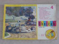 Ohníček 4 (1974) ročník XXV.