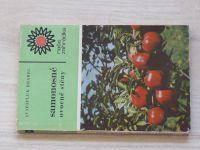 Brabec - Samonosné ovocné stěny (1971)