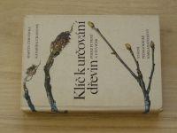 Červenka, Cigánová - Klíč k určování dřevin podle pupenů a větviček (1980)