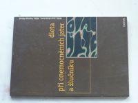 Dieta při onemocnění jater a žlučníku (1999)