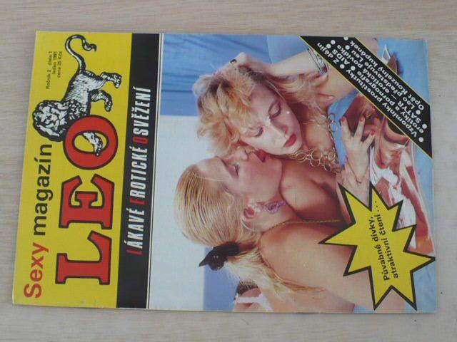 Leo 1-12 (1991) ročník II.