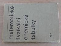 Matematické fyzikální chemické tabulky (1983)