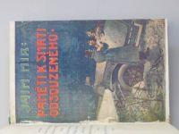 Mir - Paměti k smrti odsouzeného (1927)