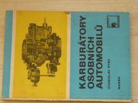 Ryba - Karburátory osobních automobilů (1975)