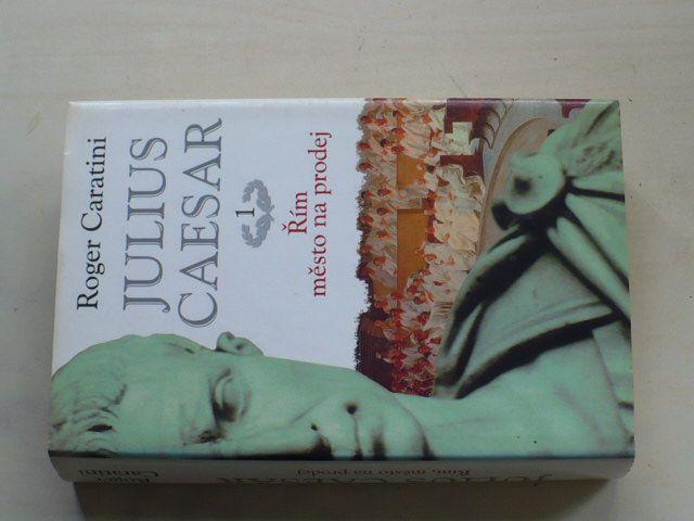 Caratini - Julius Caesar 1 Řím město na prodej (2001)