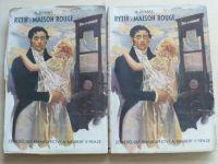 Dumas - Rytíř z Maison Rouge (1933) I. a II. díl