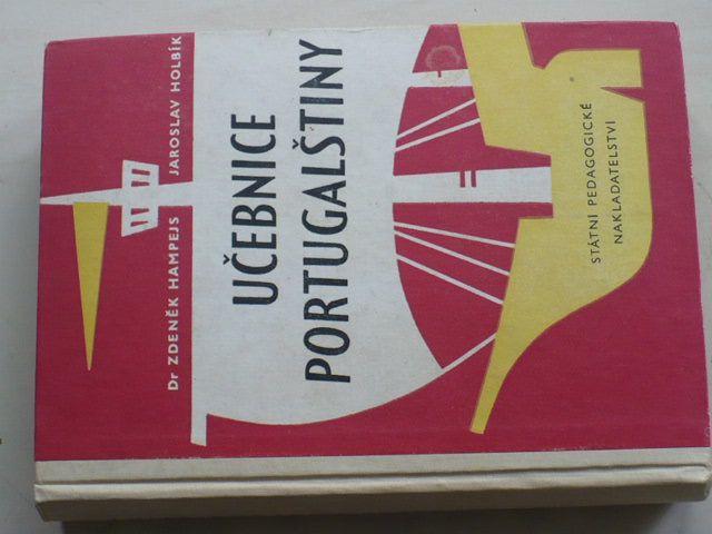 Hampejs - Učebnice portugalštiny (1959)
