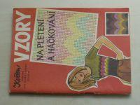 Květen - Ateliér pro služby ženám 60 - Vzory na pletení a háčkování (nedatováno)