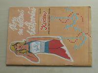 Květen - Ateliér pro služby ženám 64 - Vzory na pletení a háčkování (nedatováno)