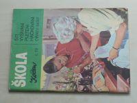 Květen - Ateliér pro služby ženám 73 - Škola šití, vyšívání, pletení, háčkování (4. sešit)