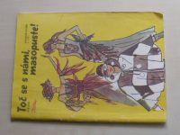 Květen - Ateliér pro služby ženám - Kolekce 4 č. 115 - Toč se s námi, masopuste! (1986)