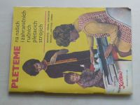 Květen - Ateliér pro služby ženám - Kolekce č. 64 - Pleteme na ručních pletacích strojích