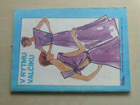 Květen - Ateliér pro služby ženám - Kolekce 2 č. 113 - V rytmu valčíku (1986)