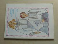 Květen - Ateliér pro služby ženám - Kolekce VI č. 109 - Mřížka - nejkrásnější ozdoba (1985)