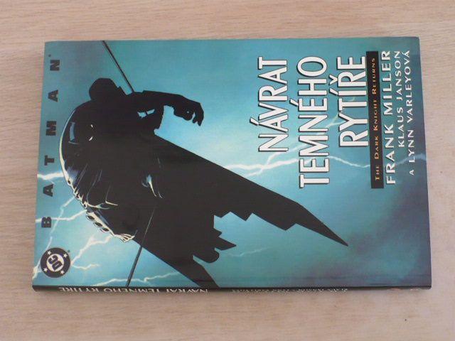 Miller - Batman - Návrat temného rytíře (2003)
