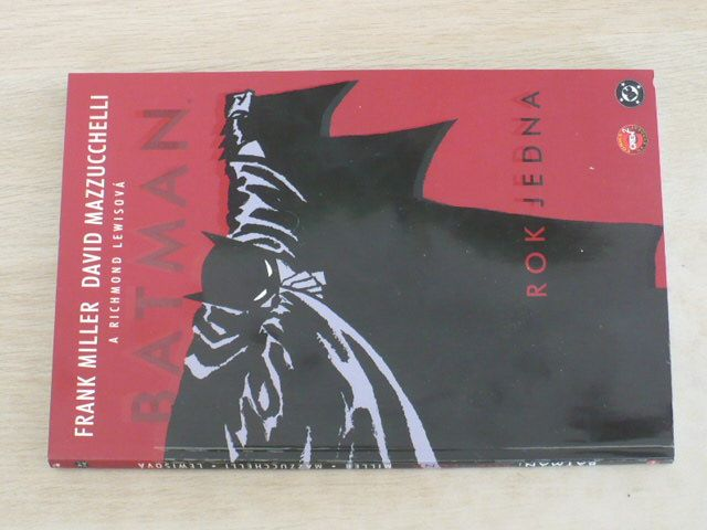 Miller - Batman - Rok jedna (2007)