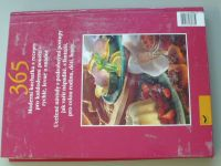 Schinharlová, Hess - 365 vaření s potěšením - Recepty na celý rok (1998)