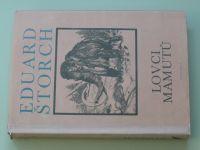 Štorch - Lovci mamutů (1986) il. Z. Burian