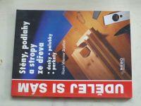 Bastian - Stěny, podlahy a stropy ze dřeva (2002)