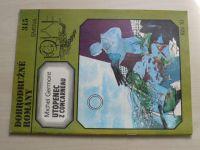 Dobrodružné romány 315 - Germont - Utopenec z Concarneau (1982) slovensky