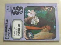 Dobrodružné romány 328 - Jobson - Priznanie (1983) slovensky