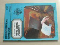 Dobrodružné romány 337 - Pittorru - Prípad z lepšej spoločnosti (1984) slovensky