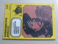 Dobrodružné romány 339 - Trimble - Dobrodružstvá poručíka Cordella (1984) slovensky
